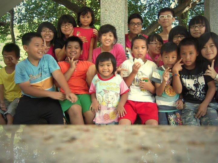 平和孩子和大目同學